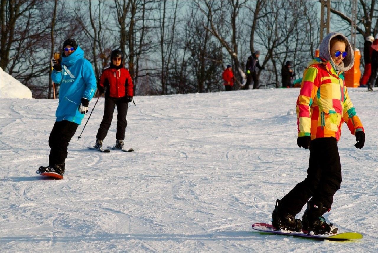 Aktywności sportowe zimą