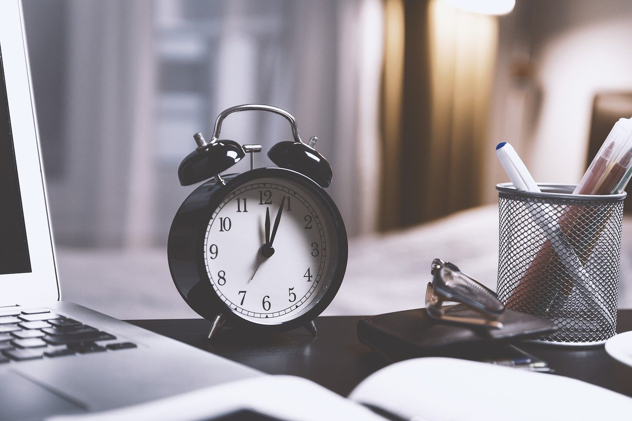 Metody organizacji czasu
