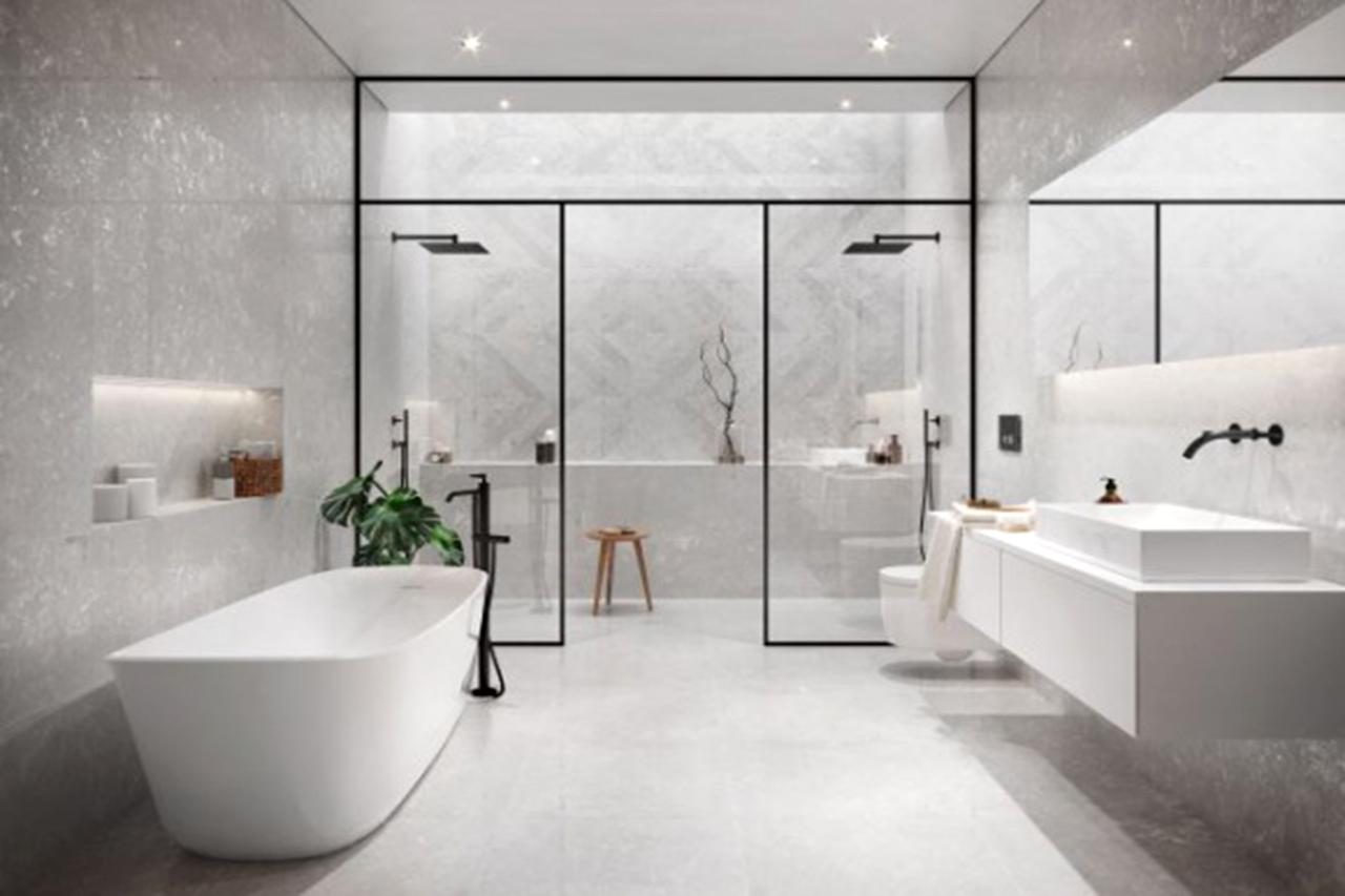 Modne łazienki